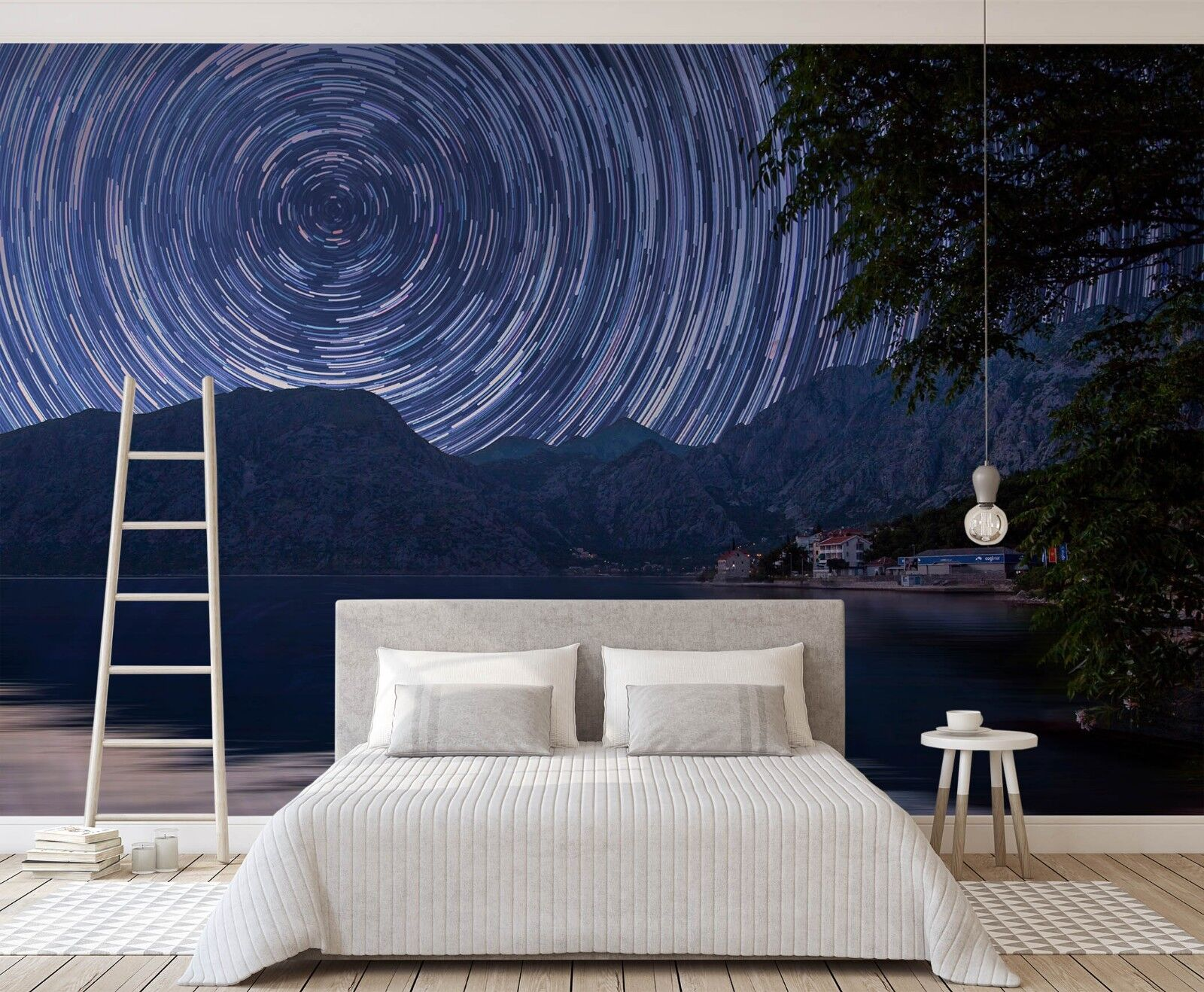 3D Swirl Blau 799 Wall Paper Print Wall Decal Deco Indoor Wall Murals US Summer