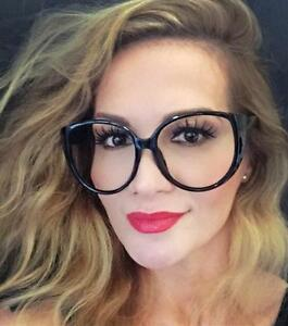 Big Wire Rimmed Glasses