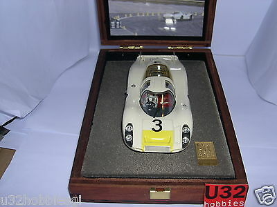 Src 00110 Porsche 907 L #3 1000km Monza 1968 J.nerpash-r.stommelen Lted Spielzeug Mb Elegant And Sturdy Package