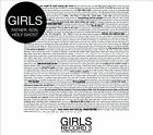 Father, Son, Holy Ghost [Digipak] by Girls (San Francisco) (CD, Sep-2011, True Panther Sounds)