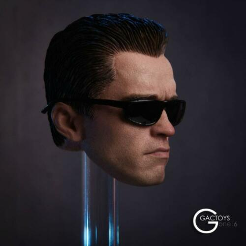 Glasses In-Stock GACTOYS GC106 Arnold Schwarzenegger T800 Head Sculpt