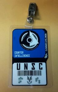 Halo ID Badge-UNSC Counter Intelligence
