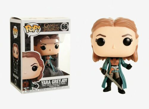 Funko Pop Game Of Thrones ™ Yara Greyjoy Vinyl Figure #34617