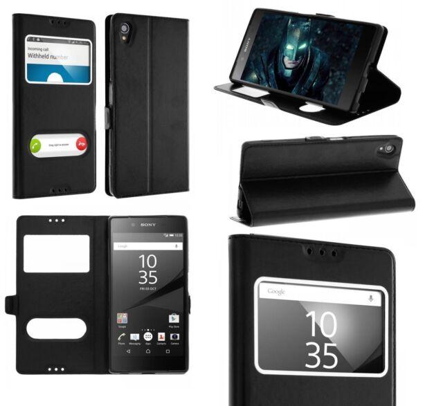 Funda Carcasa Negro Bolsa Black Case Interior Silicona Sony Xperia XA