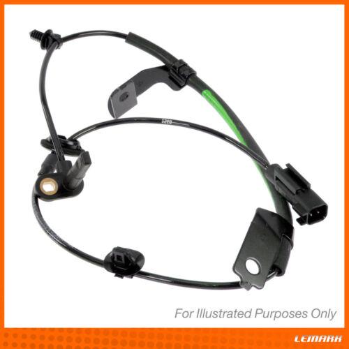 Lemark Front ABS Wheel Speed Sensor