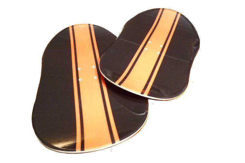 NEU Twin Snowboard - Dual Snowboards - Dualsnowboards