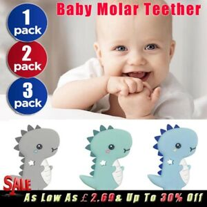 Baby Silicone Soft Elephant Baby Teether Chew Tooth Molar Molar Teething Toys