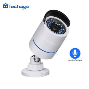 Techage-1080P-48V-2-0MP-IP-Surveillance-Home-Security-POE-HD-CCTV-Audio-Camera