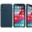 CUSTODIA-PER-APPLE-IPHONE-5-5S-SE-6S-PLUS-ORIGINALE-SILICONE-CASE-COVER-CUSTODIE miniatura 62