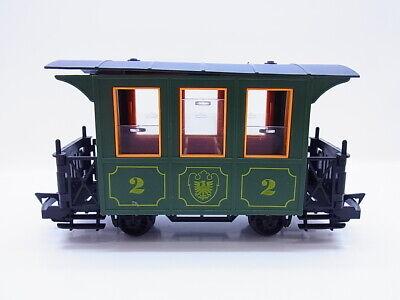 58162 | Faller E-train Traccia 0 Vagoni 2. Classe Verde Carreggiata Stretta-gioco Treno-elbahn It-it Mostra Il Titolo Originale Ad Ogni Costo