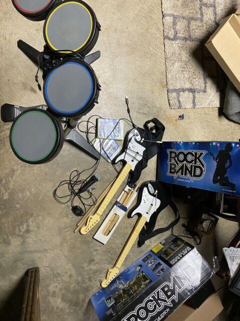 xbox 360 Rock Band Bundle