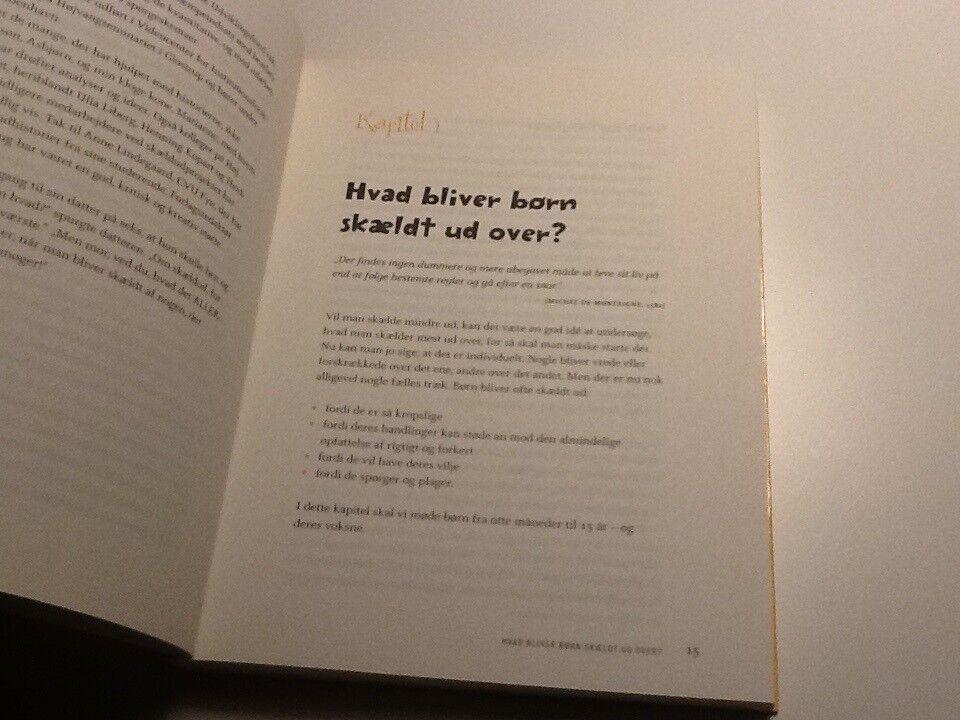 Skæld mindre ud , Erik Sigsgaard, emne: anden kategori