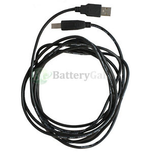 10FT-USB-2-0-A-TO-B-HIGH-SPEED-PRINTER-CABLE-CORD-NEW