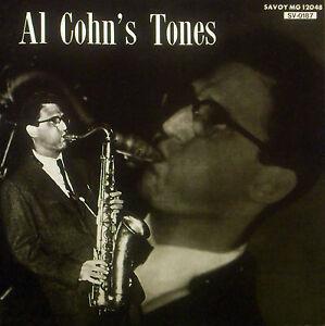 CD-AL-COHN-Cohn-039-s-tones-JP-Import