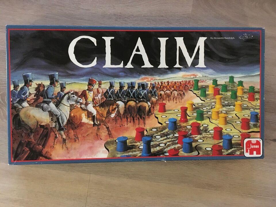 Claim, brætspil