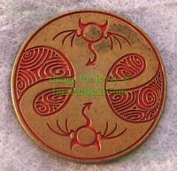 Guild Seal Coin From Fable Iii Limited Collector's Edition Set Replace Lost One