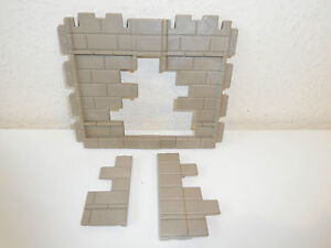 Playmobil-wall-element-for-3666-breaking-wall-durchbrech-mauer