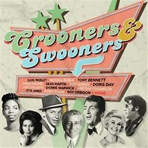 CROONERS-amp-SWOONERS-VARIOUS-ARTISTS-2-CD-NEW