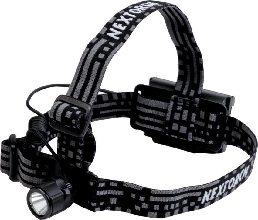NexTorch Viker Star Headlamp CREE LED Multi Mode Direction 140 Lumen Magnetic VS