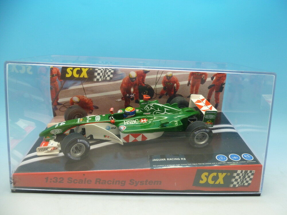 SCX 61540 Jaguar Racing Sepang Comme neuf UNSED Boxed