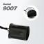 120W 12800lm High Power LED Headlight 9007 HB5 Hi//low Beams HID 6000K Bulbs Pair