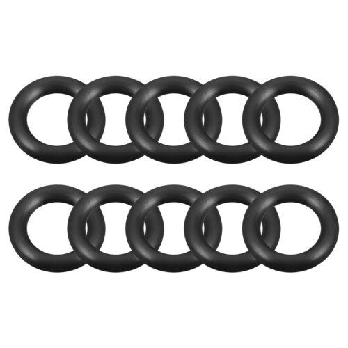 10pcs O-Rings Nitrile Rubber 45mm-105mm OD 5mm Width Seal Rings Sealing Gasket