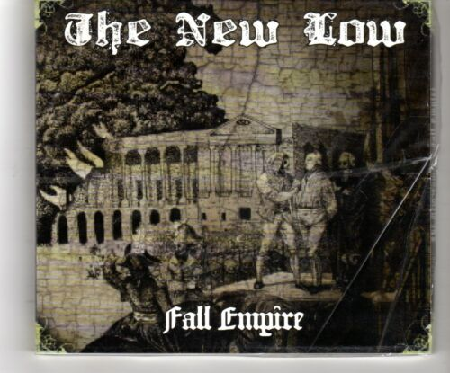 1 of 1 - (HQ727) The New Low, Fall Empire - 2010 Sealed CD