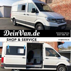 Seitenscheiben-mit-Schiebe-Fenster-L-R-fuer-VW-Crafter-ab-2017-2020-neues-Modell