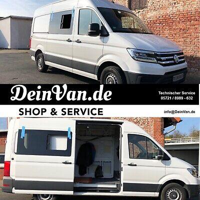 RECHTS FÜR VW CRAFTER 30-35 BUS *NEU* FENSTERHEBER REPARATURSATZ VORNE LINKS