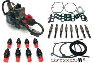 2037 89-01 GM Chevy 6.2L 6.5L Diesel Performance 40HP Nozzle Tip Set