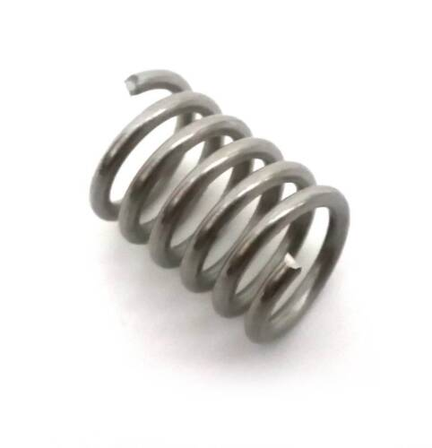 5.63mm OD Stainless steel compression spring up to 1000mm long 5mm