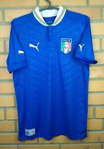 Italia-Italy-jersey-small-2012-2014-home-shirt-soccer-football-Puma