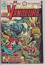 AVENGERS/VENGEURS #74/75 french comic français EDITIONS HERITAGE