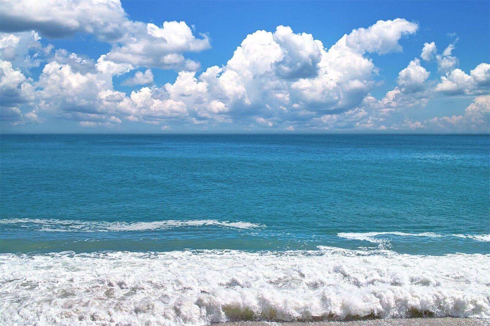 3D Himmel Wolken Meer Meer Meer 883 Tapete Wandgemälde Tapeten Bild Familie DE Lemon | Erste Klasse in seiner Klasse  | Starke Hitze- und Hitzebeständigkeit  |  8d21d1