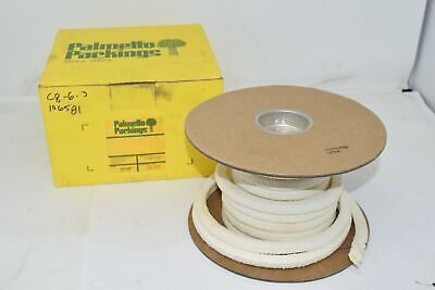 Packing Seal 7//16 Sq In. 5 Ft PALMETTO PACKING 1389