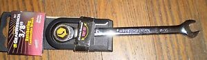 """Original Gearwrench 3//8/"""" Ratcheting Combination Gear Wrench Original 9012"""