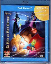 LA BELLE AU BOIS DORMANT - Pack Blu-Ray+ - n°18 - Neuf blister