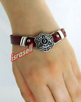 Evil Eye Protection Red Bracelet - Luck Charm - Good Fortune - Talisman - Gift