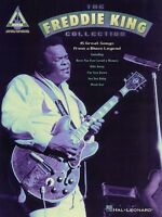 The Freddie King Collection Sheet Music Guitar Tablature 000690134