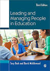Leading and Managing People in Education by Tony Bush, David Middlewood (Paperback, 2013)