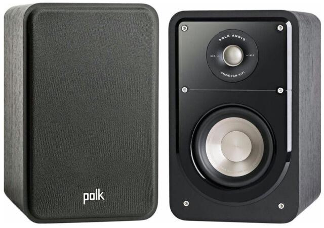 Polk audio Signature S15 Altavoces estantería HiFi pareja