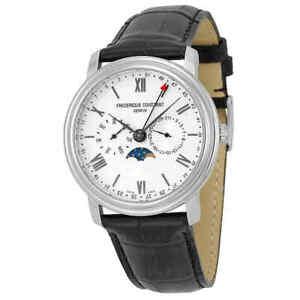 Frederique-Constant-Business-Timer-Men-039-s-Watch-FC-270SW4P6