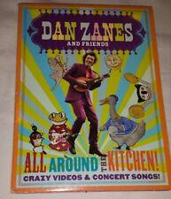 Dan Zanes and Friends - All Around the Kitchen (DVD, 2005)