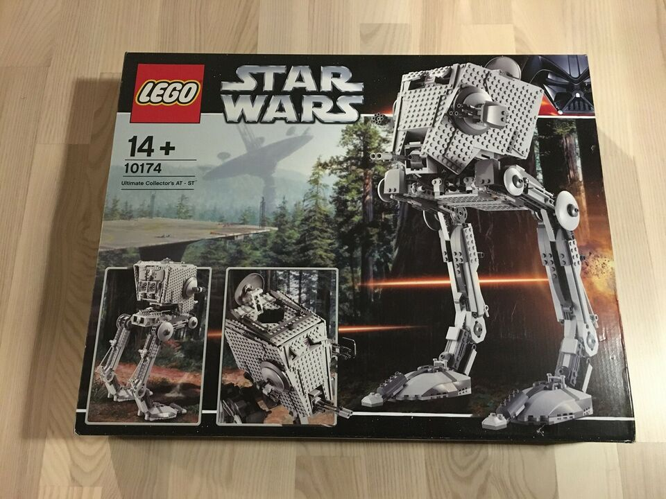 Lego Exclusives, 10174