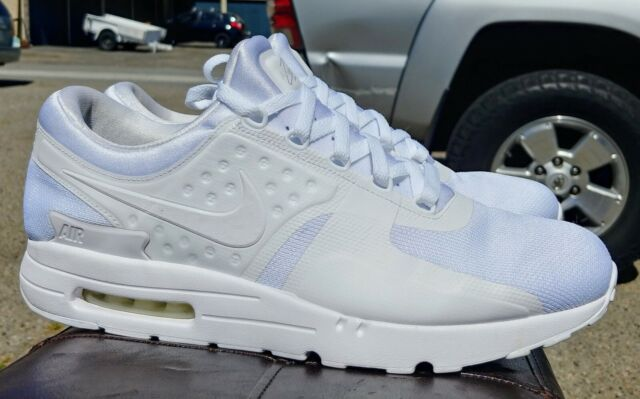 Air Max Zero Essential White Cool Grey pure Platinum