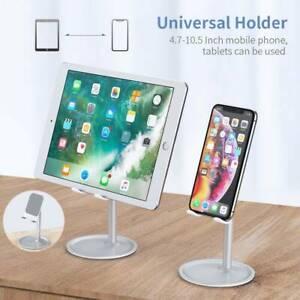 Tablet-amp-Cell-Phone-Desk-Desktop-Mount-Stand-Holder-Universal-Adjustable-Popular