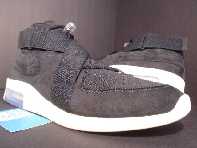 Fear of God 1 Nike Air Black RARE Size