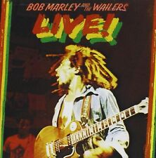 Live! [Audio CD] Bob Marley