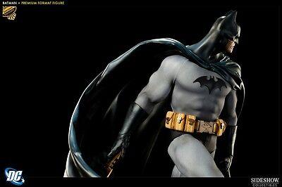 SIDESHOW BATMAN EXCLUSIVE PFF STATUE, DC COMICS, JOKER, THE DARK KNIGHT