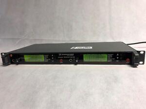 Sennheiser Em 3532-u-e-uk Receiver two Rx 826-862 Mhz 307cc